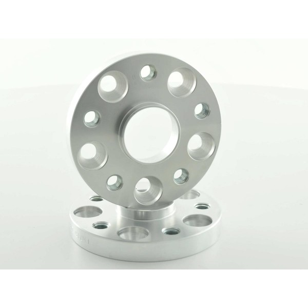 MCC Smart 3x112 naar 5x112 Naafdiameter 57,1 dikte 20mm