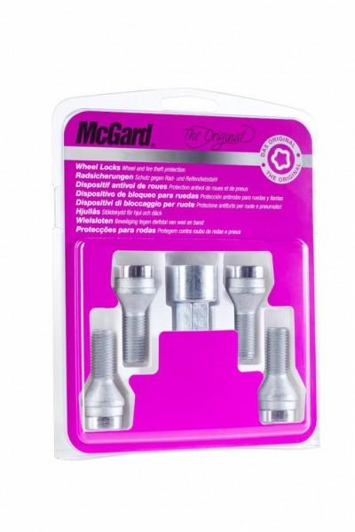 McGard Slotbouten 14x1.5 27,3mm/17mm