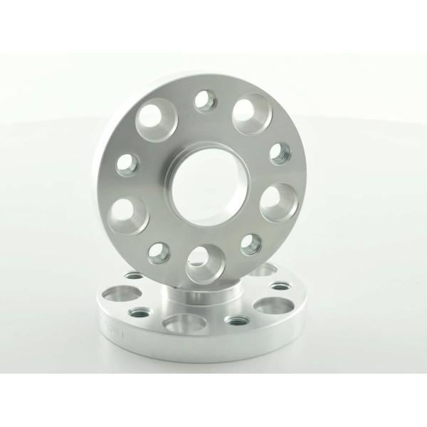 MCC Smart 3x112 naar 5x112 Naafdiameter 57,1 dikte 25mm